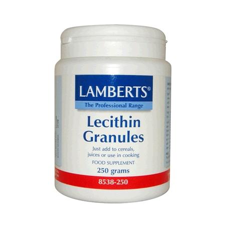 LECITINA SOJA 250g LAMBERTS Suplementos nutricionales 21,65€