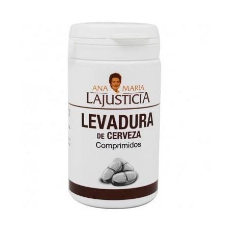 LEVADURA DE CERVEZA 80comp ANA MARIA LAJUSTICIA Suplementos nutricionales 5,25€