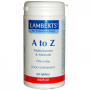 MULTIVITAMINS MINERALS A TO Z 60comp LAMBERTS Suplementos nutricionales 17,15 €