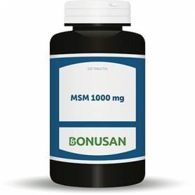MSM 1000mg 120comp BONUSAN Suplementos nutricionales 23,63€