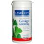 GINKGO BILOBA 6000MG 180comp LAMBERTS Plantas Medicinales 50,51€