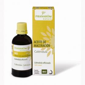 ACEITE CALENDULA MACERACION 50ml PRANAROM Cosmética e higiene natural 8,76€