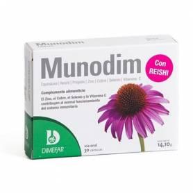 MUNODIM 30cap DIMEFAR Suplementos nutricionales 10,69€