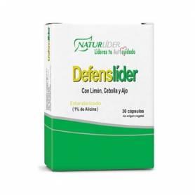 DEFENSLIDER 30cap NATURLIDER Suplementos nutricionales 16,99€