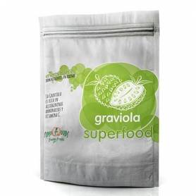 GRAVIOLA SUPERFOOD 150g ENERGY FRUITS Suplementos nutricionales 12,98 €