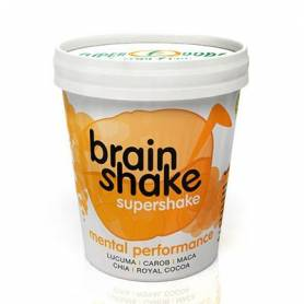 BRAIN SHAKE SUPERSHAKE RENDIMIENTO INTELECTUAL 250g ENERGY FRUITS Suplementos nutricionales 11,39 €