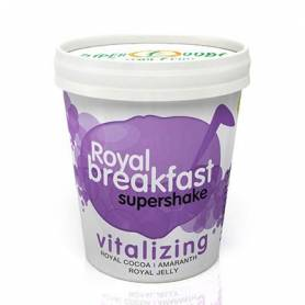 ROYAL BREAKFAST SUPERSHAKE REVITALIZANTE 250g ENERGY FRUITS Suplementos nutricionales 11,00 €