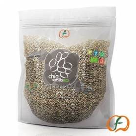 SEMILLAS DE CHIA SUPERFOOD 1kg ENERGY FRUITS Suplementos nutricionales 6,08 €