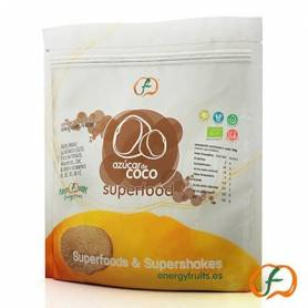 AZUCAR DE COCO SUPERFOOD 500g ENERGY FRUITS Suplementos nutricionales 8,76 €