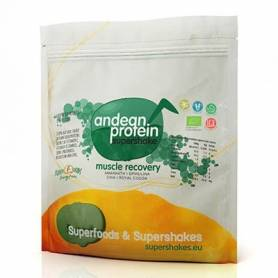 ANDEAN PROTEIN SUPERSHAKE RECUPERADOR MUSCULAR 500g ENERGY FRUITS Suplementos nutricionales 14,92 €