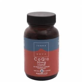COENZIMA Q10 30mg COMPLEX 50cap TERRA NOVA Suplementos nutricionales 18,31€