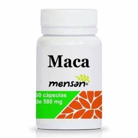 MACA 580mg 60cap MENSAN Plantas Medicinales 11,74€