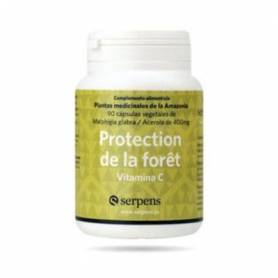 PROTECTION DE LA FORET VITAMINA C 90cap SERPENS