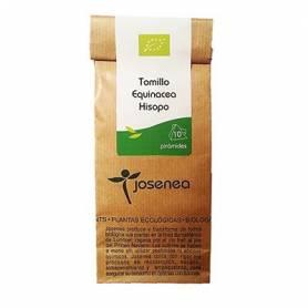 TOMILLO EQUINACEA HISOPO INFUSION BIO 10 pirámides JOSENEA Plantas Medicinales 3,34€