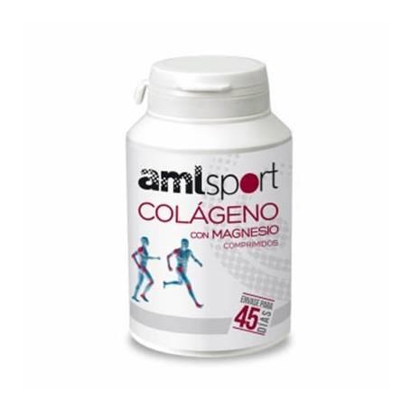 COLAGENO CON MAGNESIO 270comp AMLSPORT Nutrición Deportiva 10,21€