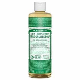 JABON DE CASTILLA LIQUIDO ALMENDRAS 473ml DR. BRONNER'S Cosmética e higiene natural 14,49€