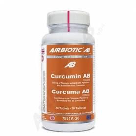 CURCUMA COMPLEX 10000MG 30comp AIRBIOTIC Plantas Medicinales 21,42€