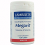 MEGAVIT 120comp LAMBERTS Suplementos nutricionales 40,65€