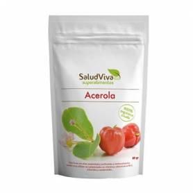 ACEROLA POLVO ECO 80g SALUD VIVA Suplementos nutricionales 15,04€
