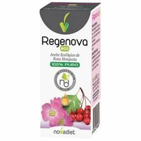 ACEITE DE ROSA MOSQUETA PURO ECO 50ml NOVADIET Suplementos nutricionales 12,39€
