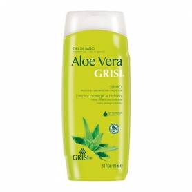 GEL DE BAÑO ALOE VERA 450ml GRISI Cosmética e higiene natural 9,02€