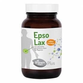 EPSOLAX SABOR NARANJA PLUS 135gr EL GRANERO INTEGRAL Suplementos nutricionales 6,58€