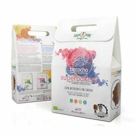 SUPERBAKERY BIZCOCHO ECO 655g ENERGY FRUITS Suplementos nutricionales 8,86 €
