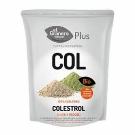 COLESTEROL CHUFA Y BROCOLI BIO 200gr EL GRANERO INTEGRAL Suplementos nutricionales 9,16€