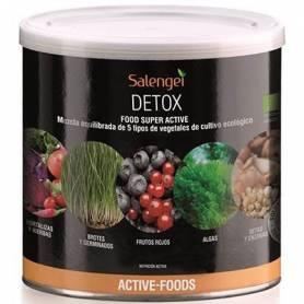 DETOX FOOD SUPER ACTIVE POLVO 250g SALENGEI Suplementos nutricionales 36,78€