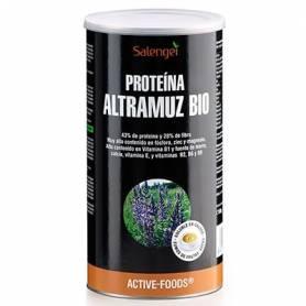 PROTEINA DE ALTRAMUZ BIO 550g SALENGEI Suplementos nutricionales 17,83€