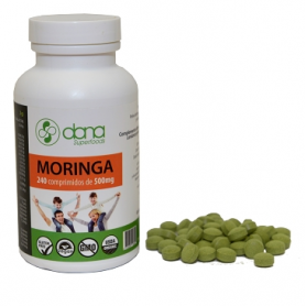 MORINGA 240comp DANA SUPERFOODS Plantas Medicinales 17,79€
