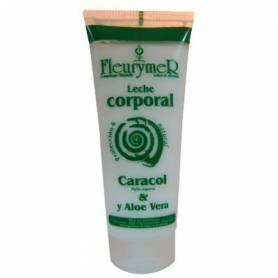 LECHE CORPORAL DE BABA DE CARACOL Y ALOE VERA 200ml FLEURYMER Cosmética e higiene natural 15,80€