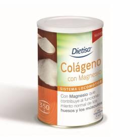 Colágeno con magnesio polvo 350gr DIETISA Suplementos nutricionales 15,48€
