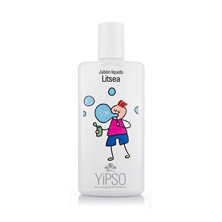 JABON LIQUIDO LITSEA Infantil 250ml YIPSOPHILIA Cosmética e higiene natural 15,21€