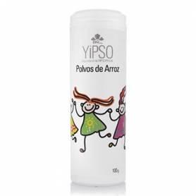 POLVOS DE ARROZ Infantil 100g YIPSOPHILIA Cosmética e higiene natural 18,59€