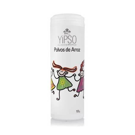 POLVOS DE ARROZ Infantil 100g YIPSOPHILIA Cosmética e higiene natural 18,69€