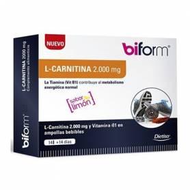 L-CARNITINA 2000mg 14amp DIETISA L Carnitina 13,87€