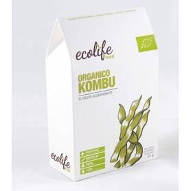 ALGAS KOMBU BIO 25g ECOLIFE FOOD Suplementos nutricionales 2,26€