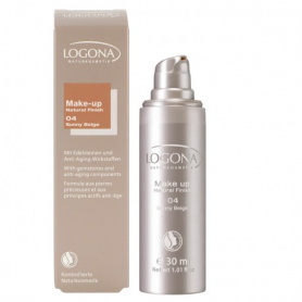 MAQUILLAJE NATURAL FINISH 04 30ml LOGONA