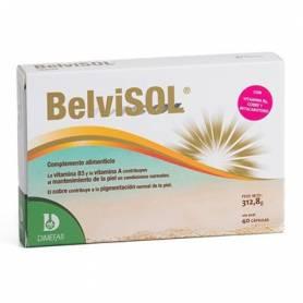 BELVISOL 40cap DIMEFAR Suplementos nutricionales 13,23€