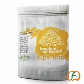 LEVADURA NUTRICIONAL SUPERFOOD 75g ENERGY FRUITS Suplementos nutricionales 4,36 €