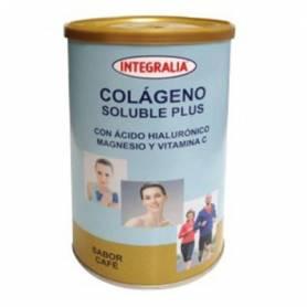COLAGENO SOLUBLE PLUS SABOR CAFE 360gr INTEGRALIA Suplementos nutricionales 17,30€