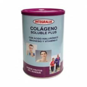 COLAGENO SOLUBLE PLUS SABOR FRUTOS DEL BOSQUE 360gr INTEGRALIA Suplementos nutricionales 17,57€