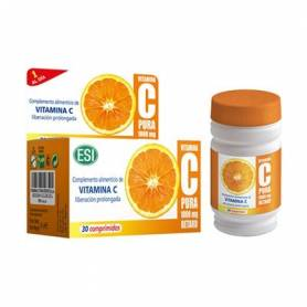 VITAMINA C PURA RETARD 1000mg 30comp TREPAT DIET