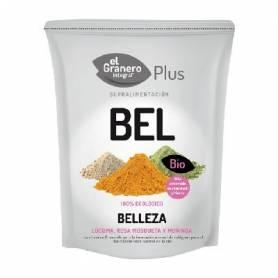 BELLEZA LUCUMA, ROSA MOSQUETA Y MORINGA BIO 200gr EL GRANERO INTEGRAL Suplementos nutricionales 14,61€
