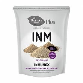 INMUNOX SHIITAKE, MAITAKE, REISHI Y CAMU CAMU BIO 150gr EL GRANERO INTEGRAL Suplementos nutricionales 18,29€