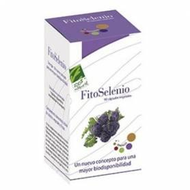 FITOSELENIO 90cap CIEN POR CIEN NATURAL Suplementos nutricionales 27,28€