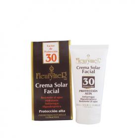 CREMA SOLAR FACIAL SPF30 80ml FLEURYMER Protección Solar 11,20€