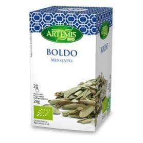 BOLDO INFUSION BIO 20ud ARTEMIS Plantas Medicinales 2,14€