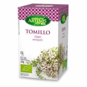 TOMILLO INFUSION BIO 20ud ARTEMIS Plantas Medicinales 2,07€